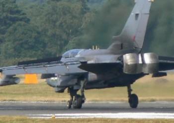 Tornado Thrust Reverser