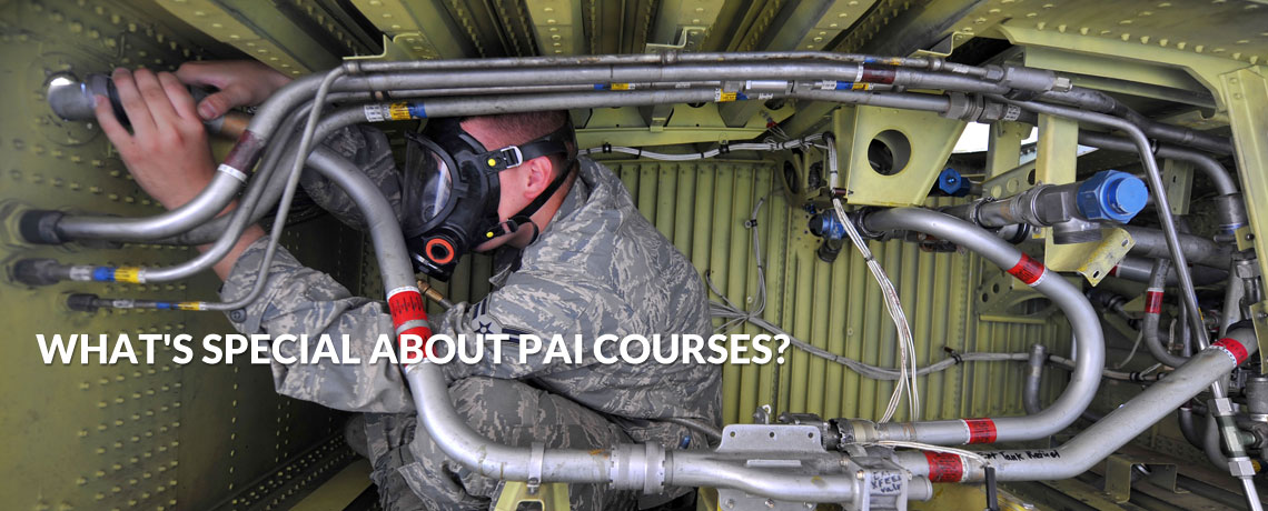 What's Special About PAI Courses?
