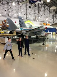 Wings Aerospace Academy Soars with PAI, October 2015