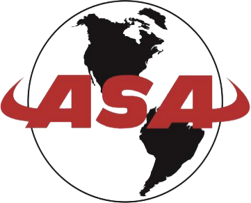 The Aerospace State Association logo